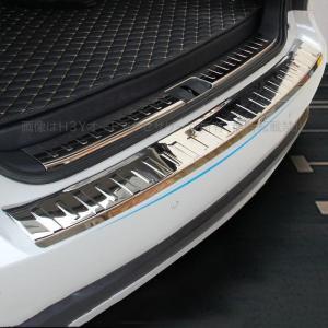 RX270 350 450h アクセサリー カスタム パーツ 用品 レクサス ラゲッジステッププロテクター リヤバンパーステップガード LX010