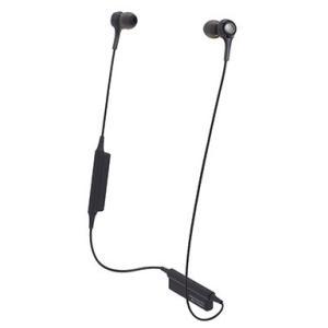audio-technica  ATH-CK200BT BK Bluetooth インナーイヤホン|hhshop