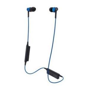 audio-technica  ATH-CKR35BT-BL Bluetooth インナーイヤホン|hhshop