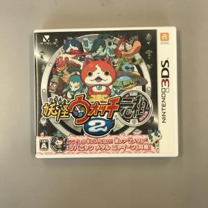 3DS 妖怪ウォッチ 2  元祖  中古