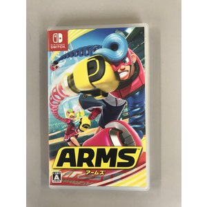 Switch  ARMS  アームズ 中古