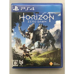 PS4   Horizon Zero Dawn 通常版  中古|hhshop