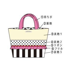 全てが選べるセミオーダー!帆布地のトートバッグ 小サイズ(受注製作)|hi-inari