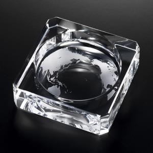 ( グラスワークス / ナルミ ) アース トレイ ガラス 記念品|hi-select