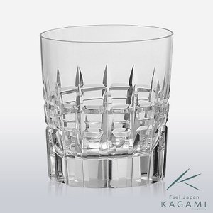 ( カガミクリスタル ) ロックグラス ( T769-2808 ) クリスタル グラス|hi-select