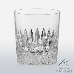 ( カガミクリスタル ) ロックグラス ( T769-2819 ) クリスタル グラス|hi-select