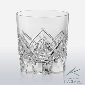 ( カガミクリスタル ) ロックグラス ( T769-2827 ) クリスタル グラス|hi-select