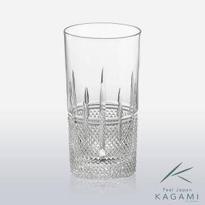 ( カガミクリスタル ) タンブラー ( T720-1521 ) クリスタル グラス hi-select