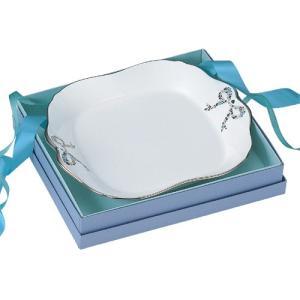ナルミ / リーフサービスプレート ( 50626-3463 ) お皿 NARUMI 鳴海|hi-select