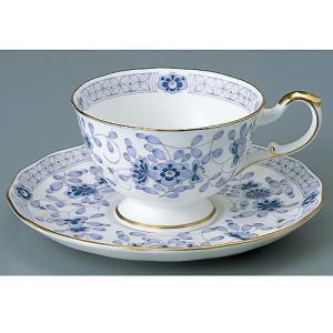 ナルミ / ティー / コーヒー碗皿 ( 1客 ) ( 9682-6792 ) NARUMI 鳴海 カップ&ソーサー|hi-select