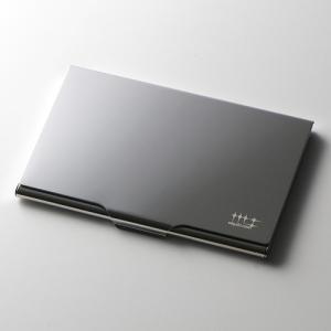 磨き屋シンジケート / プレミアム名刺入れ ステンレス カードケース|hi-select