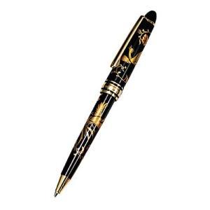 ( 筆記具 / ボールペン ) 漆芸ボールペン 鳳凰 筆記用具 文房具 プレゼント 普段使い|hi-select