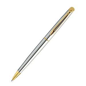 ( ウォーターマン / Waterman ) メトロポリタンエッセンシャル ステンレススチール GT ( ボールペン ) プレゼント 誕生日 贈り物 記念品 退職祝い 文房具|hi-select
