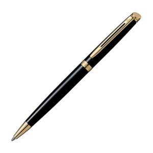 ( ウォーターマン / Waterman ) メトロポリタンエッセンシャル ブラック GT ( ボールペン ) プレゼント 誕生日 贈り物 記念品 退職祝い 文房具 hi-select