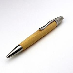 天然木 手作りボールペン ( ギリシャ / レモン ) プレゼント 誕生日 贈り物 記念品 退職祝い 文房具 ハンドメイド hi-select