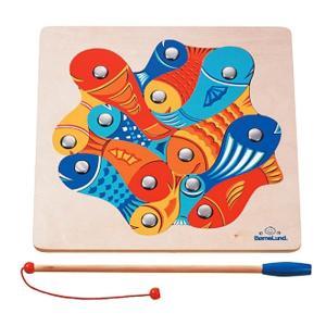 ボーネルンド BorneLund 魚つりパズル ( 4歳頃〜 )|hi-select