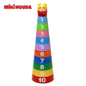 ( ミキハウス mikihouse ) ラトルコップタワー|hi-select