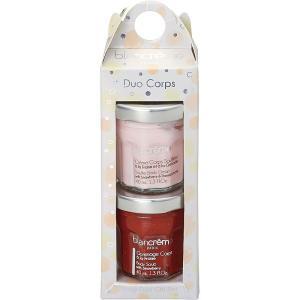 ( ブランクレーム / blencreme ) ボディクリーム&スクラブセット ( 676-0350r ) 贈り物 内祝い 手土産 ギフト|hi-select