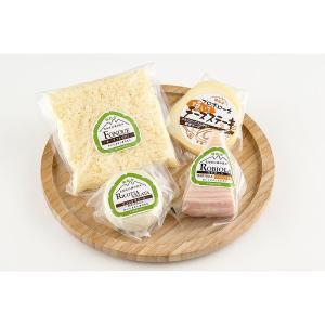 ( 産地直送 お取り寄せグルメ ) 酪恵舎 北海道フォンデュチーズセット|hi-select