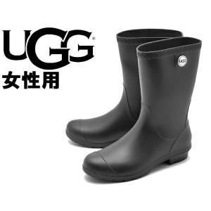 UGG アグ ミドル レインブーツ レディース 01-12620132|hi-style