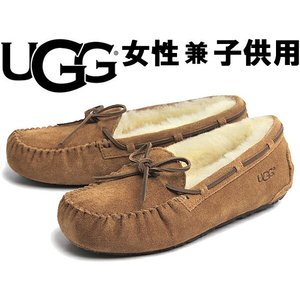 UGG アグ レディース モカシンシューズ ダコタ K UGG 01-12621180|hi-style