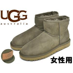 UGG アグ レディース ムートンブーツ クラシックミニ II UGG 01-12623405|hi-style