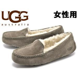 UGG アグ モカシンフラットシューズ レディース 01-12624404|hi-style
