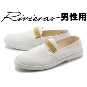 リビエラ スリッポン スニーカー メンズ 01-13151600|hi-style