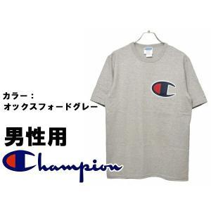 チャンピオン メンズ 半袖Tシャツ 米国(US)基準サイズ ヘリテージ Tシャツ CHAMPION 01-20740241|hi-style