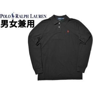 ポロ ラルフローレン メンズ レディース 長袖シャツ ワンポイント ポロシャツ POLO RALPH LAUREN 01-21230277 hi-style