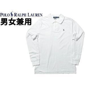 ポロ ラルフローレン メンズ レディース 長袖シャツ ワンポイント ポロシャツ POLO RALPH LAUREN 01-21230279 hi-style