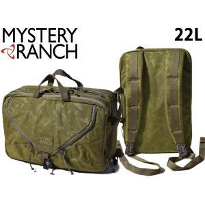 ミステリーランチ メンズ レディース ショルダーバッグ 22L エクスパンダブル 3WAY ブリーフケース MYSTERY RANCH 01-60390008|hi-style