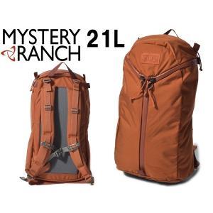 ミステリーランチ メンズ レディース バックパック 21L アーバンアサルト バッグ MYSTERY RANCH 01-60390147|hi-style