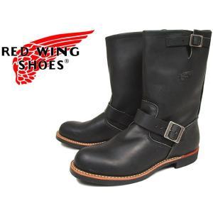 REDWING レッドウィング ブーツ エンジニア 2990 メンズ 黒/10792990/|hi-style