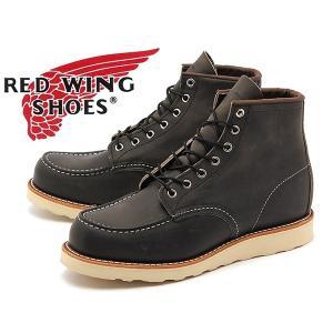 RED WING レッドウィング ブーツ 8890 6インチ アイリッシュセッター クラシック モック トゥ チャコール レッド・ウィング|hi-style