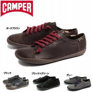 カンペール ペウ カミ CAMPER PEU CAMI レディース カジュアル シューズ レザー スニーカー 靴 (1099-0037)|hi-style