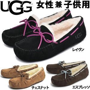 UGG アグ レディース モカシンシューズ ダコタ K UGG 1262-0116|hi-style