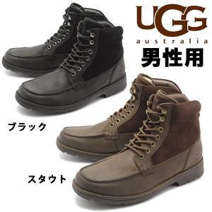 UGG アグ オーストラリア バーリントン 海外 正規品 メンズ(UGG AUSTRALIA 1007795) (1262-0167) hi-style