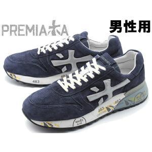プレミアータ メンズ スニーカー ミック PREMIATA 12940207|hi-style
