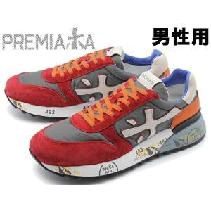 プレミアータ メンズ スニーカー ミック PREMIATA 12940211|hi-style