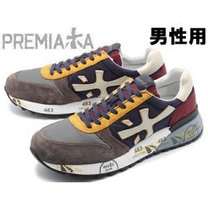 プレミアータ メンズ スニーカー ミック PREMIATA 12940221|hi-style