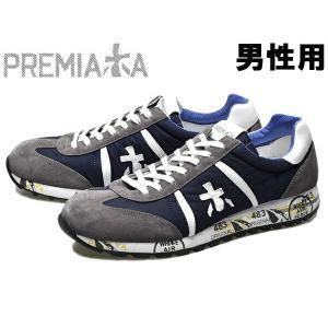 プレミアータ メンズ スニーカー ルーシー 600E PREMIATA 12940300|hi-style