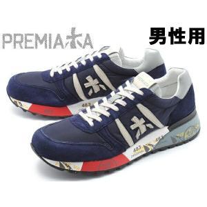 プレミアータ メンズ スニーカー ランダー 3756 PREMIATA 12940404|hi-style