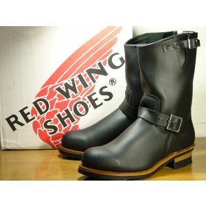 REDWING レッドウィング ブーツ エンジニアブーツ 2268-PT99 メンズ 黒/85300071b1-105/|hi-style