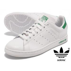 adidas アディダス スニーカー スタンスミス メンズレディース 白 緑 10020461|hi-style