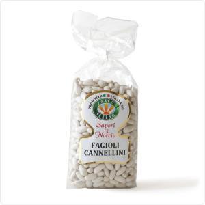 白いんげん豆 ファジョーリ カンネッリーニ 500g 乾燥/ホワイトキドニー/カンネリーニ