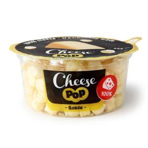 チーズポップ・ゴーダ!世界的に人気な熟成チーズの旨味とコクをそのままにポップさせた最高のおつまみ系チーズスナック!チーズポップ!(Cheese POP)【約65g】|hi-syokuzaishitsu