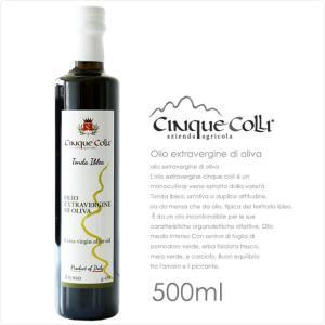 チンクエ コッリEXVオリーブオイル 500ml 酸度0.14%以下 シチリア産|hi-syokuzaishitsu