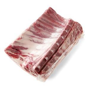 ラム肉 ニュージーランド産スタンダードラムラック(ラム骨付きロース 仔羊 ラム肉 ラムブロック)(生後1年未満の仔羊肉となります。)約900g 冷凍のみ D+0|hi-syokuzaishitsu
