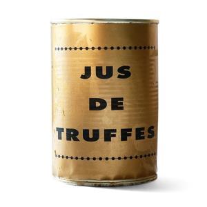 フランス産:ウインタートリュフジュースエキストラ 400g缶 冷蔵のみ D+1|hi-syokuzaishitsu